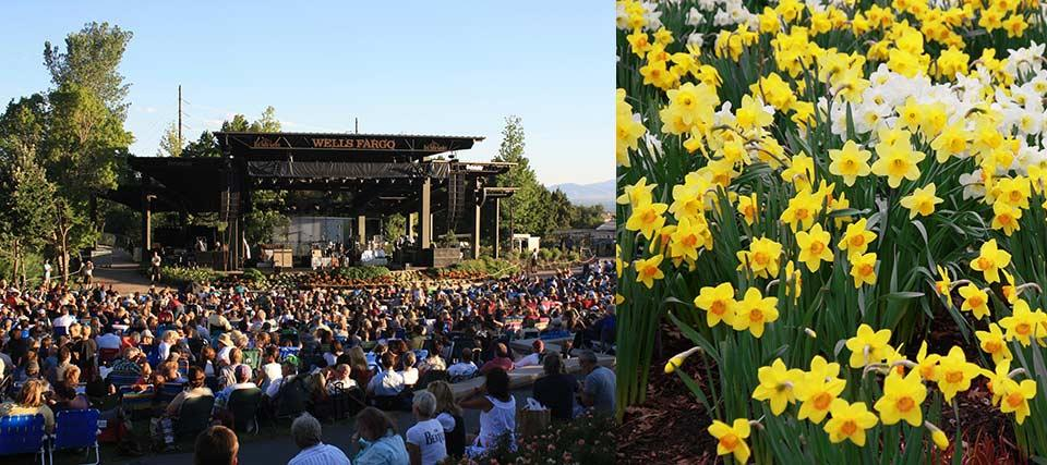 MemberBenefit. MEMBER BENEFIT OF THE MONTH Save On Red Butte Garden Concerts