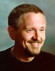Orson Scott Card MA'81, an acclaimed science-fiction author