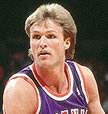 Tom Chambers ex'77, an NBA star during the 1980s and 1990s
