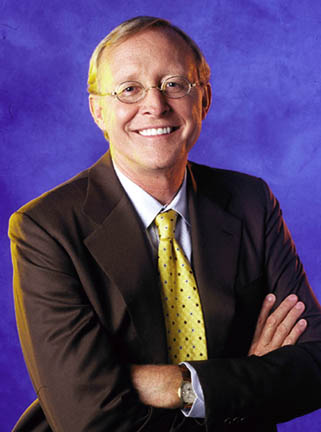 Jim Clark PhD'74, co-founder of Silicon Graphics Inc. and Netscape