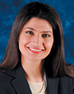 Lily Eskelsen Garcia BS'80 MEd'86, president of the National Education Association