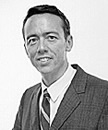 David C. Evans BA'49 PhD'53, groundbreaking computer scientist who co-founded Evans & Sutherland