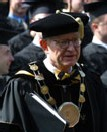 E. Gordon Gee BA'68, president of The Ohio State University