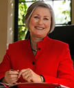Ann Weaver Hart BS'70 MA'81 PhD'83, president emerita of the University of Arizona