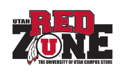 Red Zone - University of Utah Campus Store