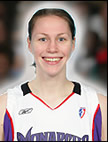 Kim Smith BA'06, former professional women's basketball player