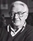 Wallace Stegner BA'30, acclaimed author of the Pulitzer Prize-winning Angle of Repose