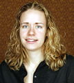 Shona Thorburn BS'05, former professional women's basketball player